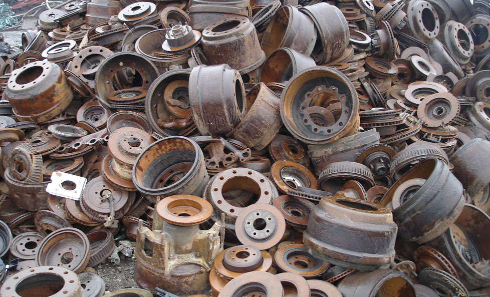 McNichols Scrap Iron & Metal | Detroit, Michigan